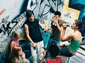 adolescentes y drogas