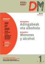 menores y alcohol